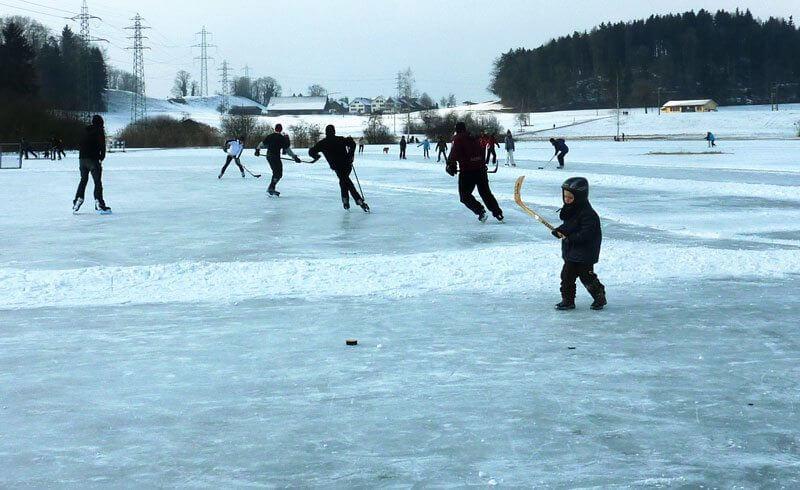 Swiss National Hockey - Junior?