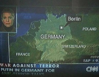 CNN Geography Fail - Switzerland