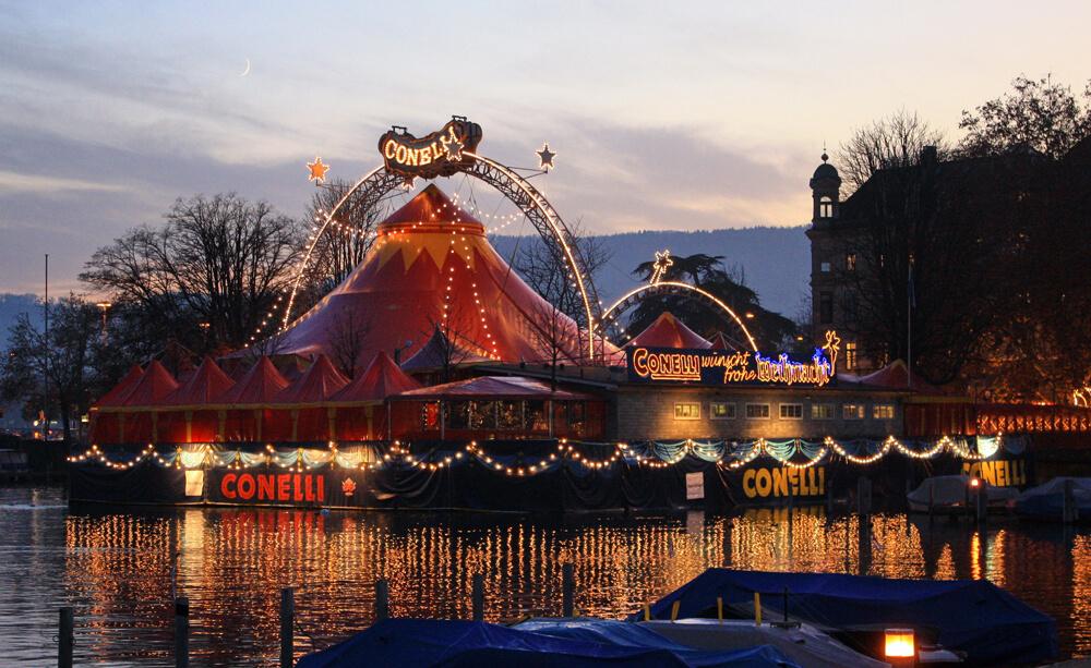 Circus Conelli Zürich