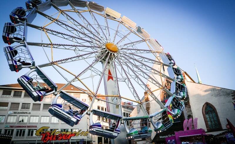 Herbstmesse Basel 2015