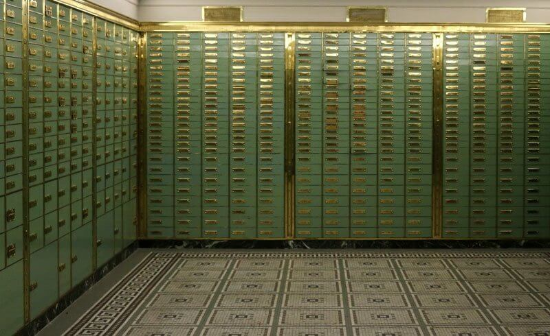 Swiss Bank Vault