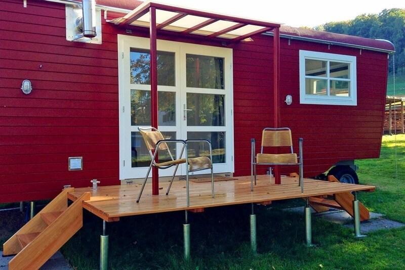 Airbnb - Bullerby Zirkuswagen