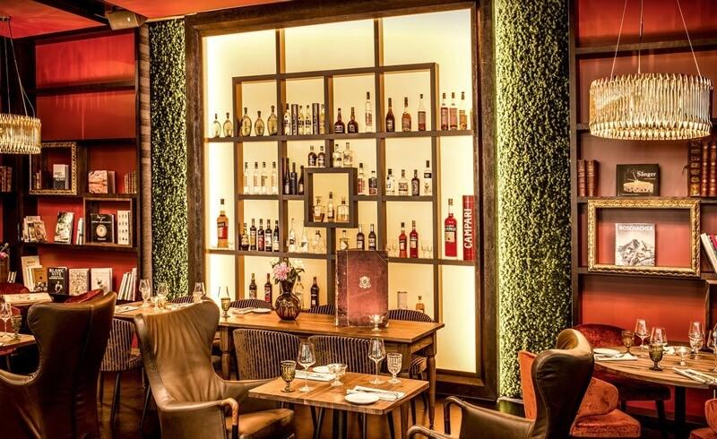 Carlton Bar Zurich