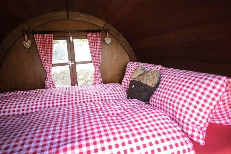 Airbnb - Wine Barrell