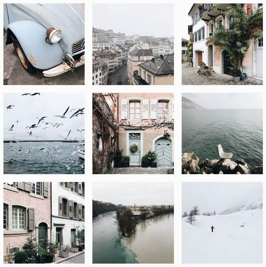 camilledea Instagram Account