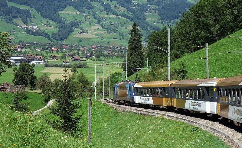 Bruenig GoldenPass Line