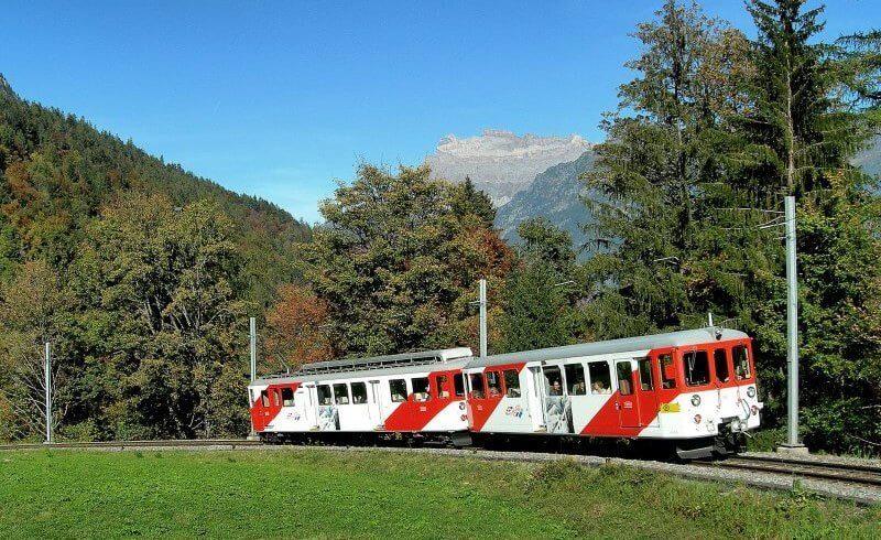 Châtelard Line - rail-pictures.com