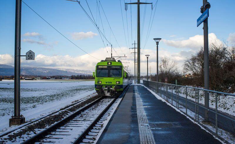 RailAway to Papilliorama Kerzers