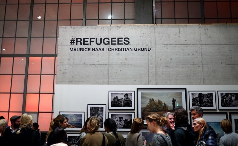 photo16 Exhibit Zurich - Maurice Haas, Christian Grund - Refugees