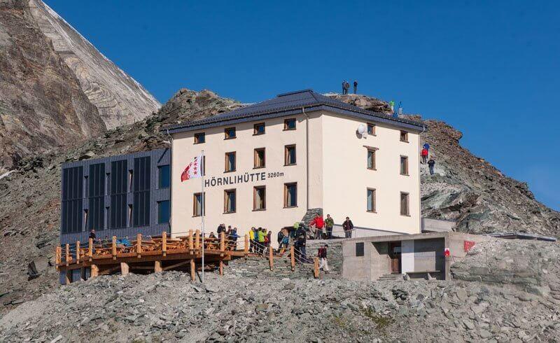 Matterhorn Hoernlihuette