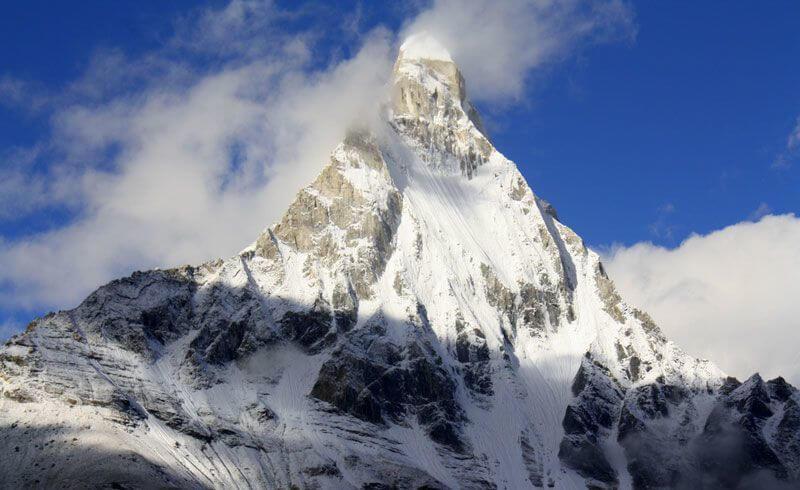 Mt. Shiva, India