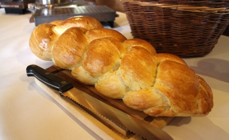 Swiss Zopf Bread