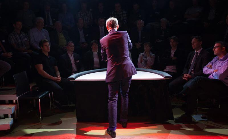 CLOSE Theater for Magic and Mentalism - Zürich