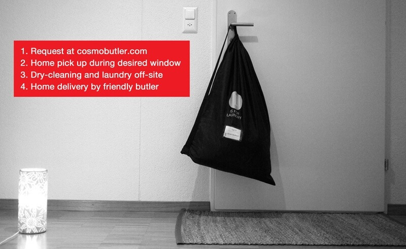 Cosmobutler Laundry Cleaning