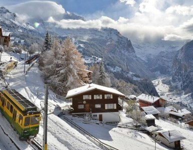 Day trip to Wengen