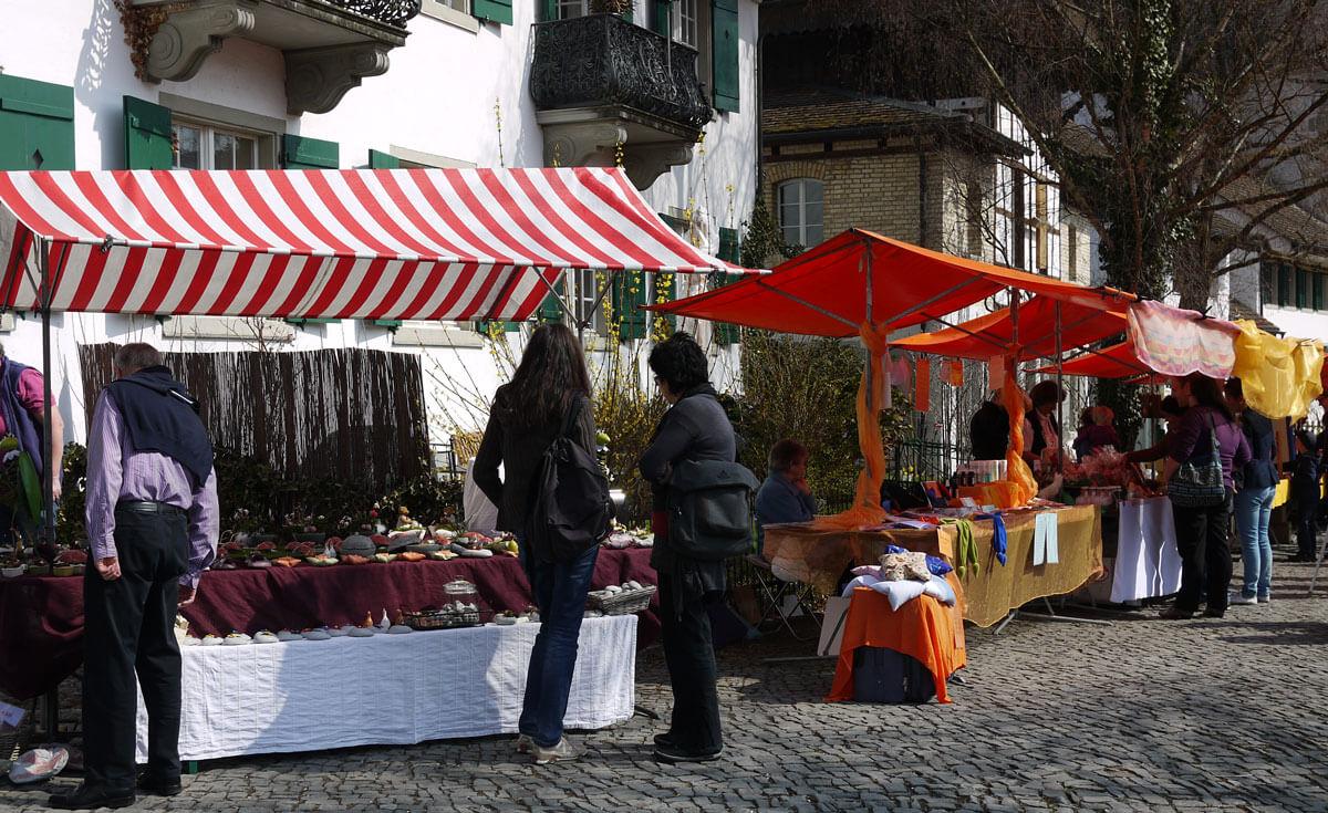 Greifensee Easter Market