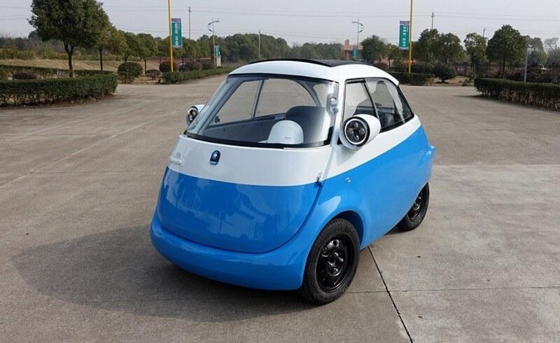 Microlino Swiss Concept Car