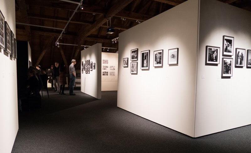 Musée d'Elysée in Lausanne