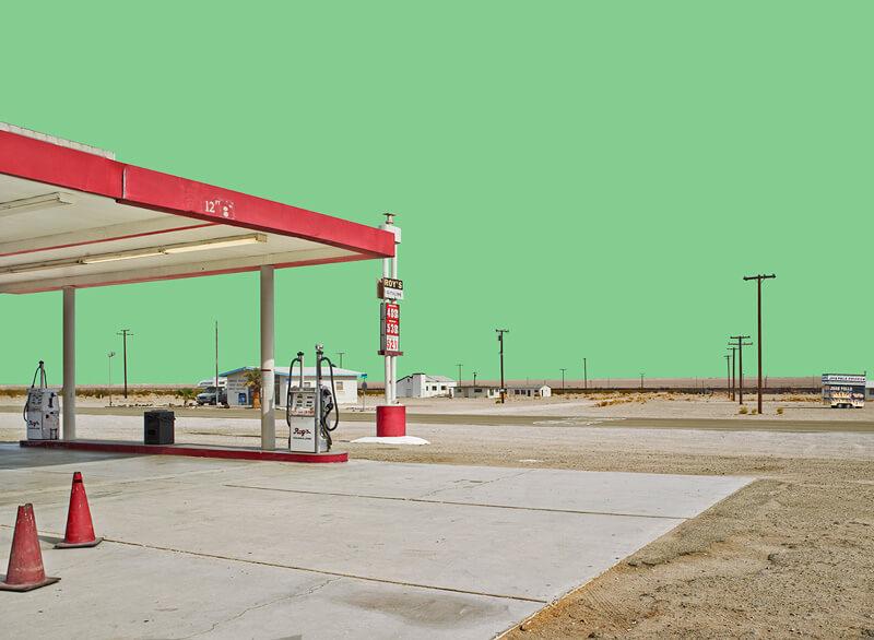 Beda Schmid - Amboy Route 66