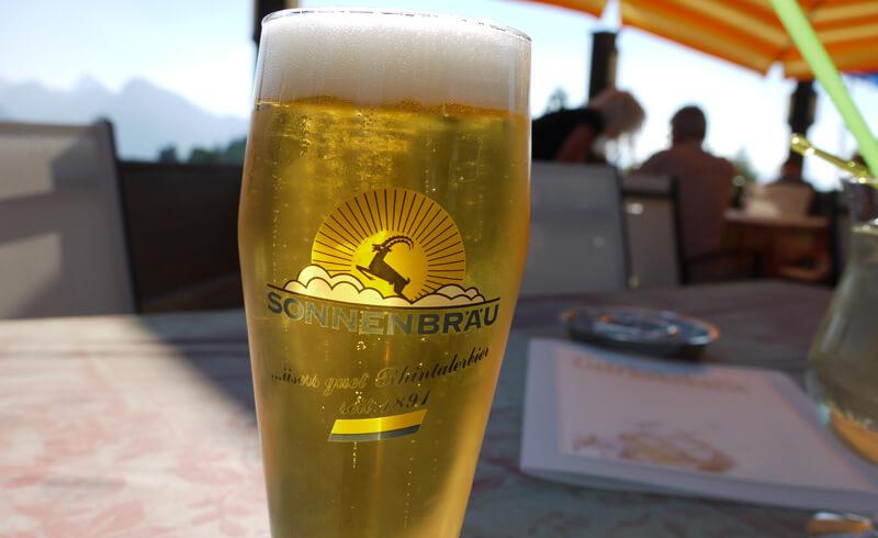 Sonnenbräu Bier