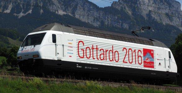 Lokomotive SBB Gottardo