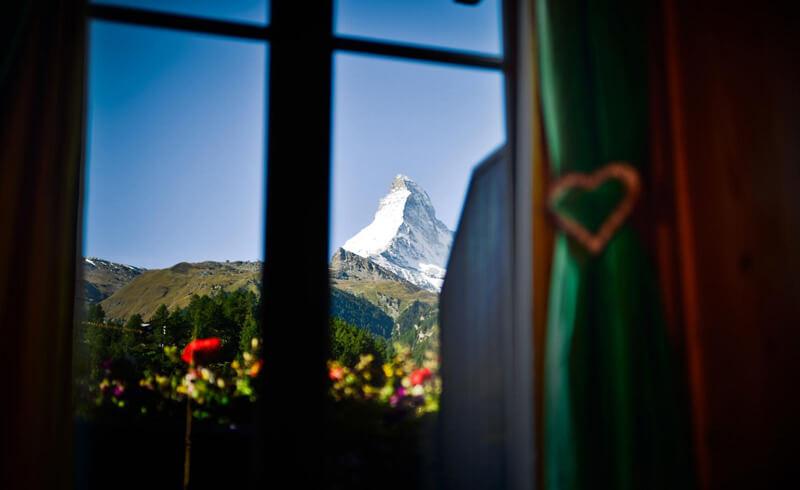Romantik Hotel Julen in Zermatt