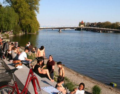Bicycling in Thurgau Bodensee