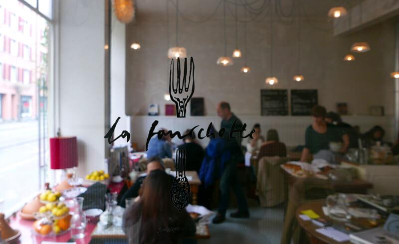 La Fourchette Basel (Copyright Idit Kobrin)