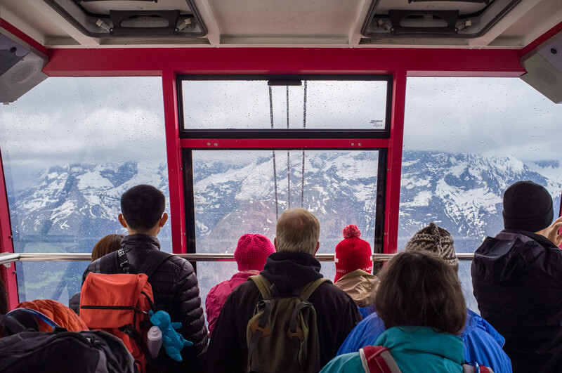 Schilthorn by Train with RailAway