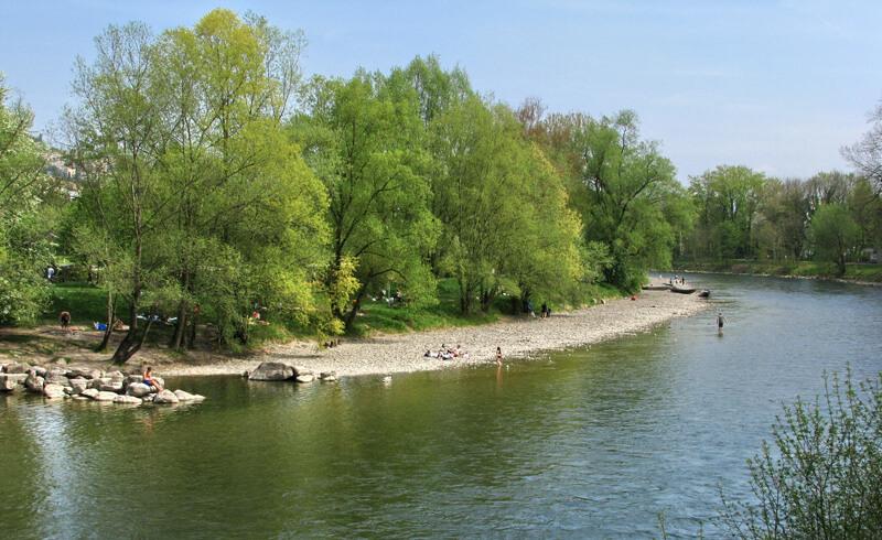 Werdinsel Zurich