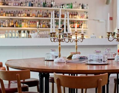 Restaurant Zum Kuss Basel (by GlogeSession)