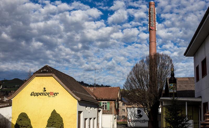 Appenzell Alpenbitter Factory
