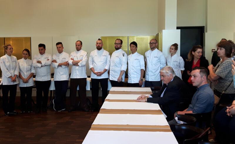 S.Pellegrino Young Chef - Swiss Semi Finalists