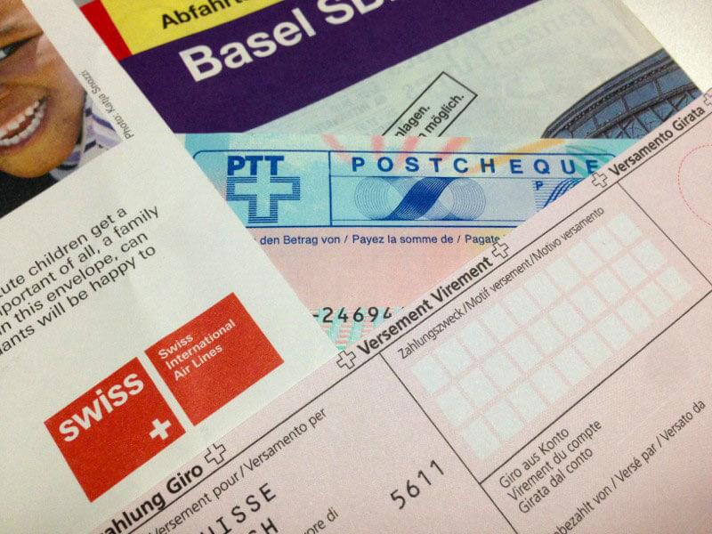 Swiss Icons - Typography