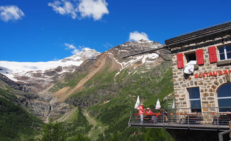 Bernina - Hiking to Alp Grüm