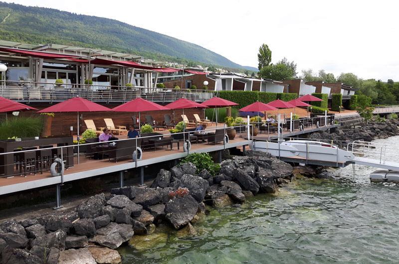 Hotel Palafitte Neuchâtel