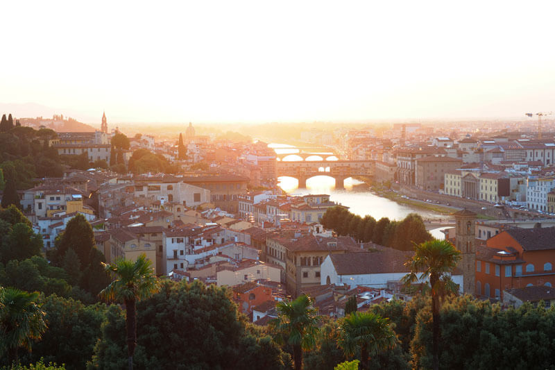 ImagineToscana Florence Sunset