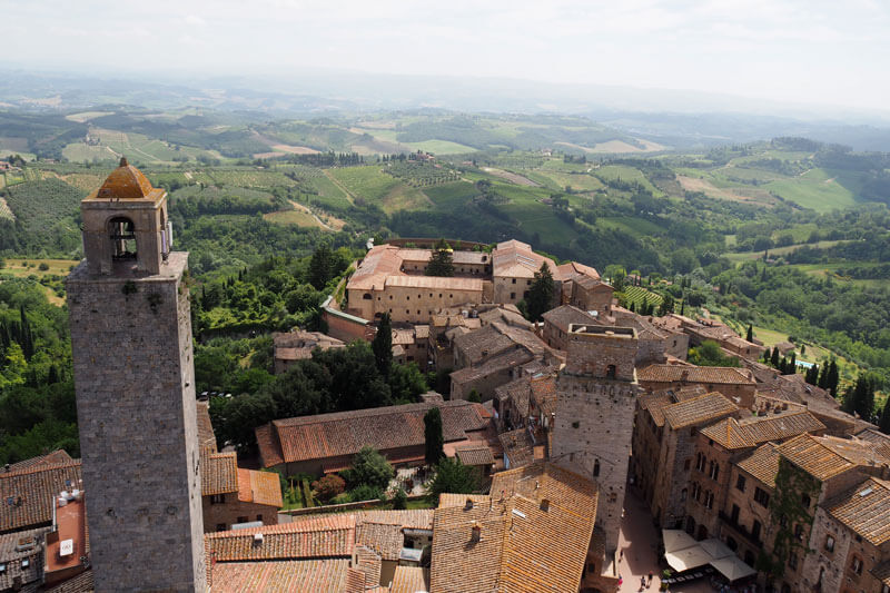 ImagineToscana - San Gimignano