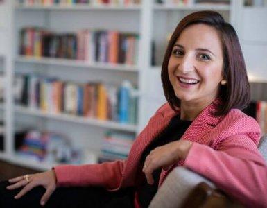Sesil Pir - Woman Entrepreneur in Basel