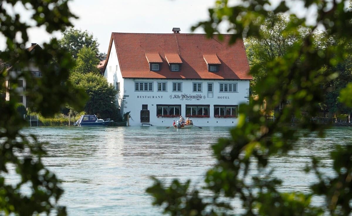 Alte Rheinmühle Büsingen