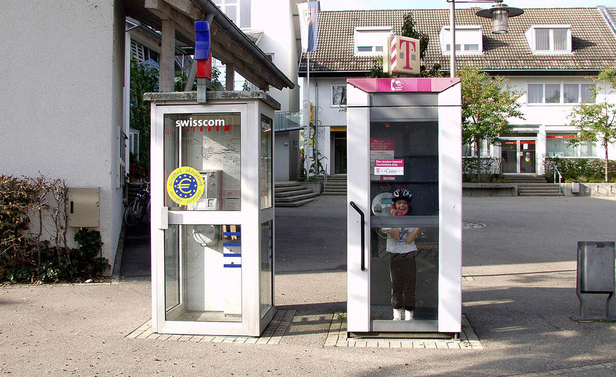 Büsingen Phone Booths