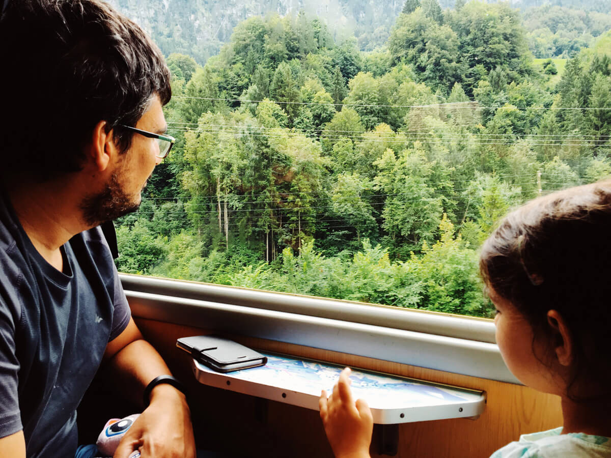 Grindelwald Day Trip - Swiss Trains