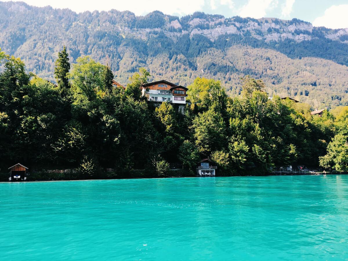 Grindelwald Day Trip - Lake Brienz