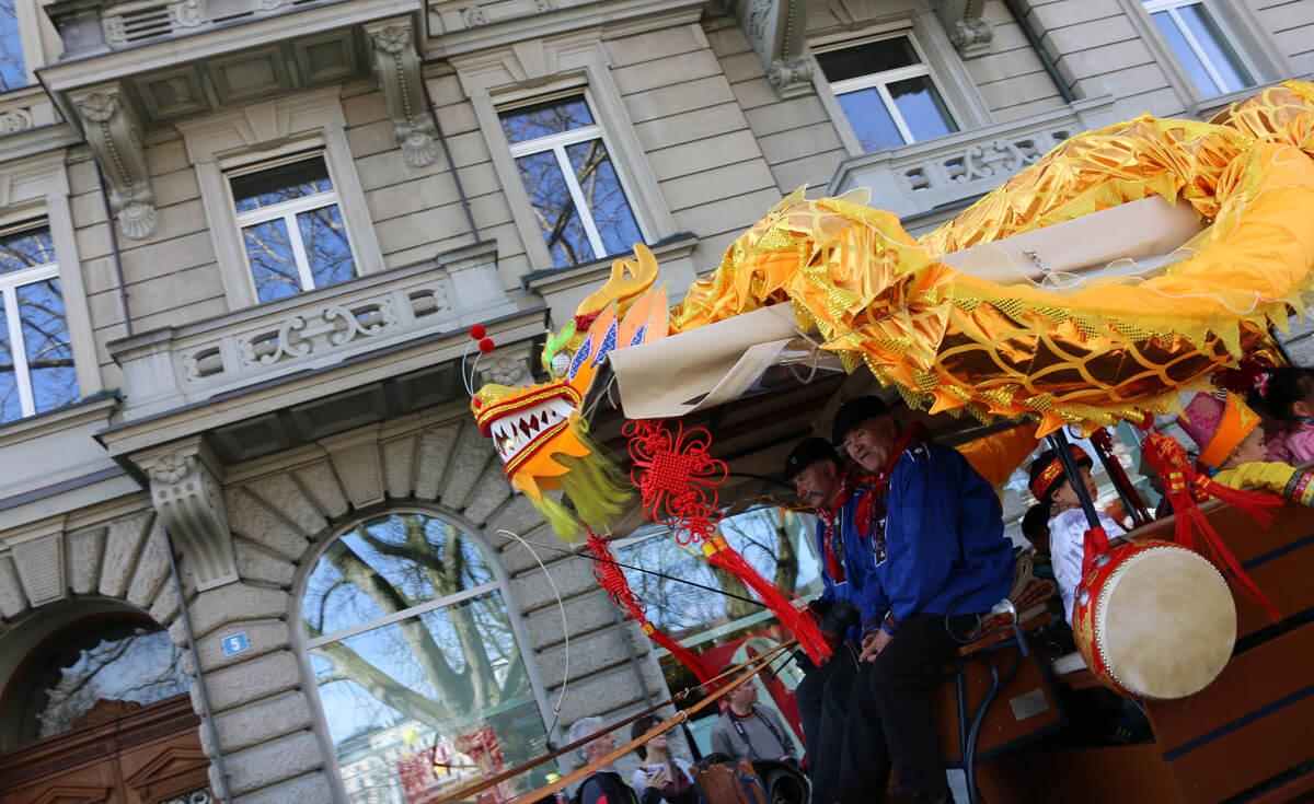 Sechselaeutenumzug Zurich