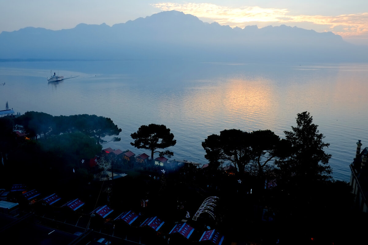 Grand Hotel Swiss Majestic Montreux