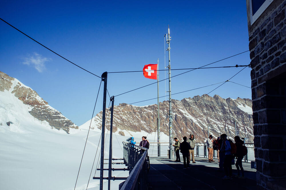Jungfraujoch, Switzerland