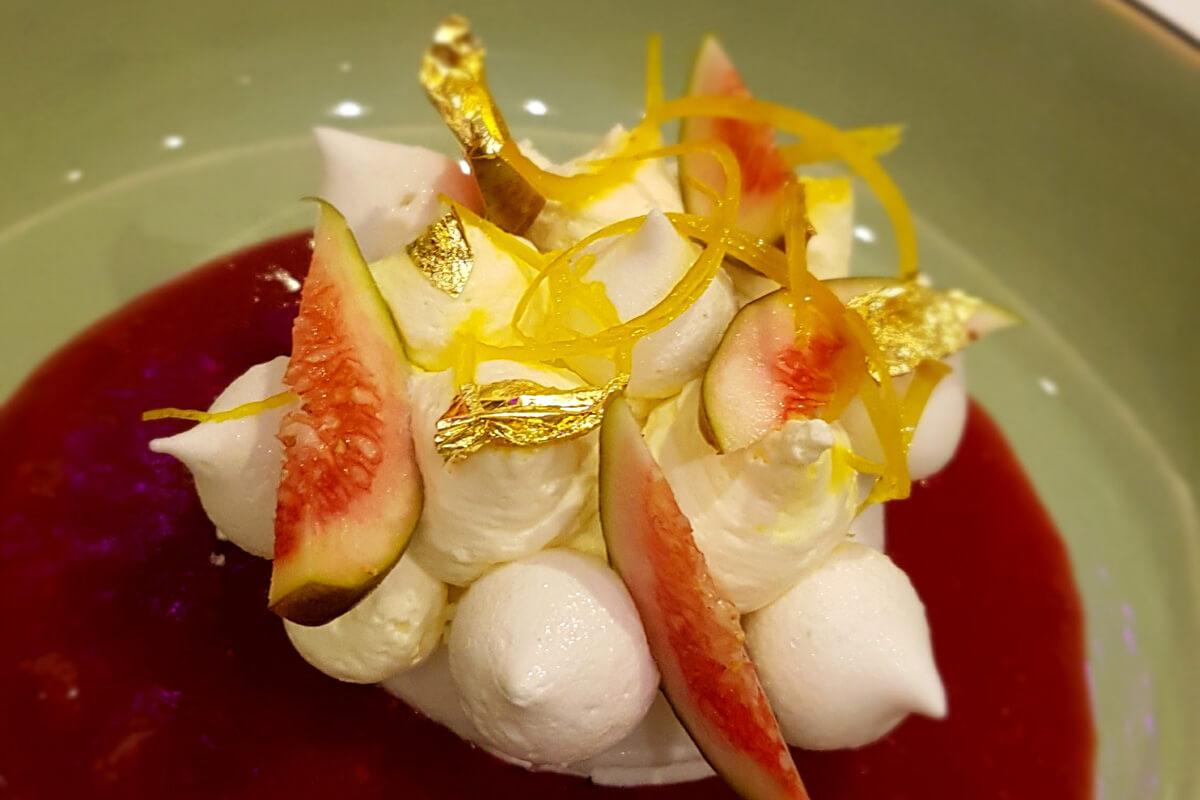 Michelin Star Dessert in Switzerland
