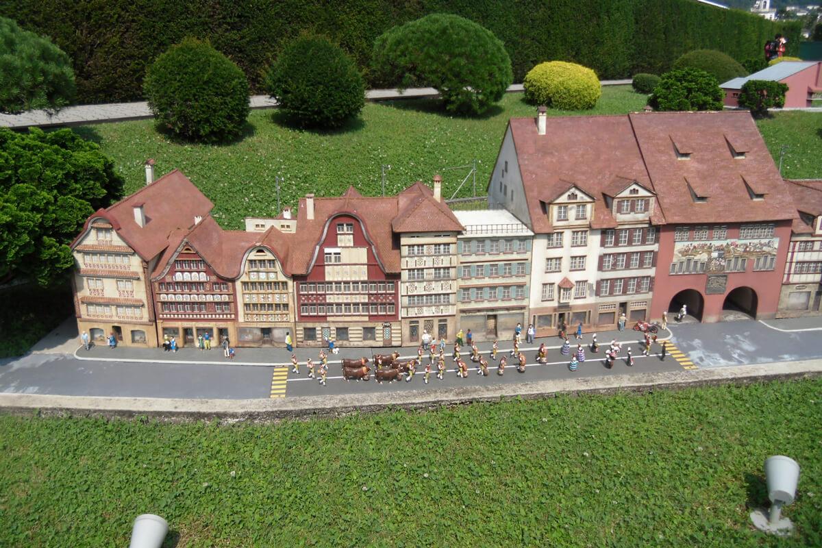 Swiss Miniatur Melide