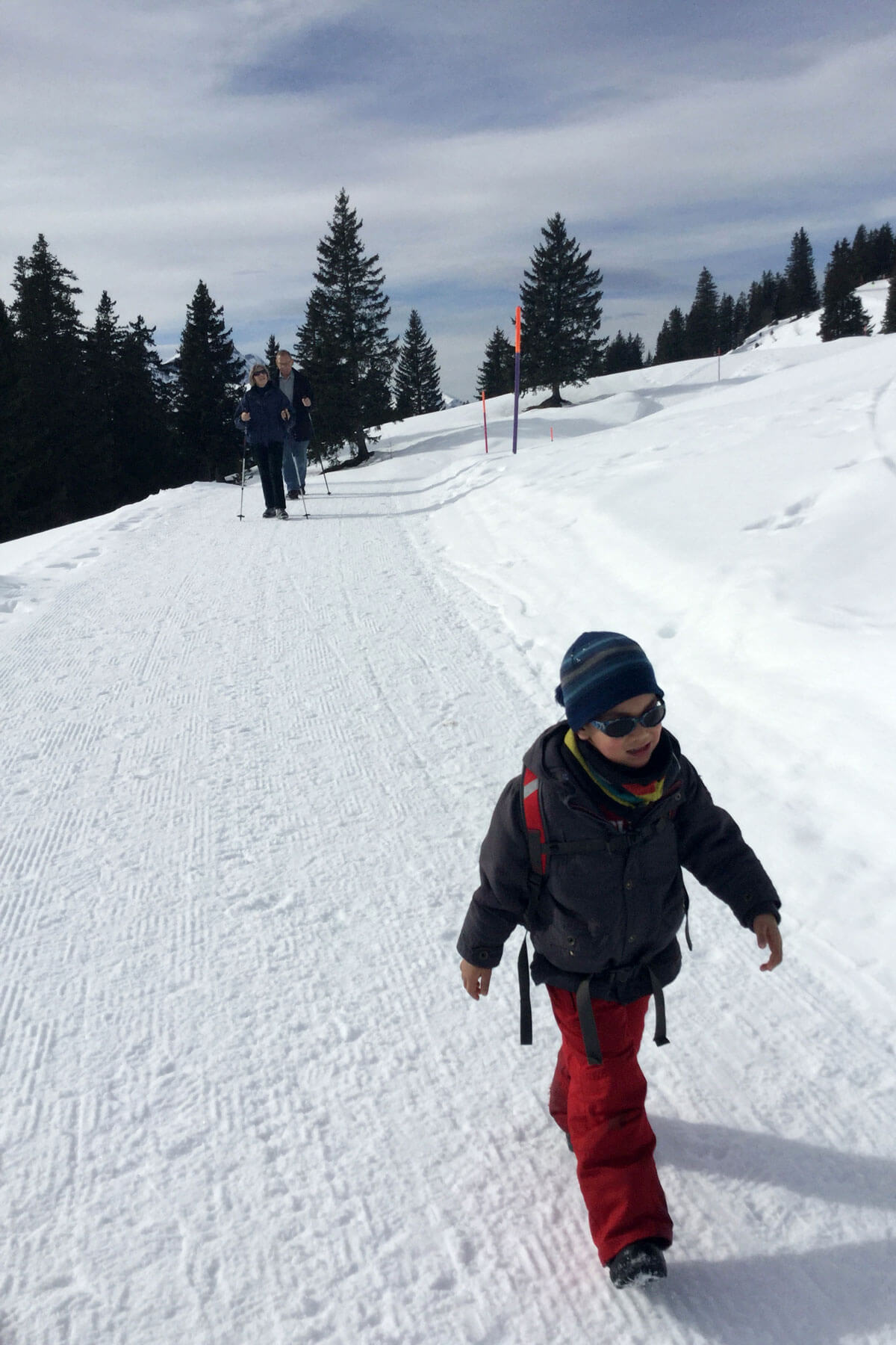 Winter Hikes with Kids - Tips and Tricks