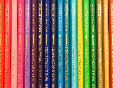 Caran d'Ache Color Pens
